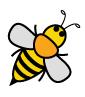 Sticky Branding Bee