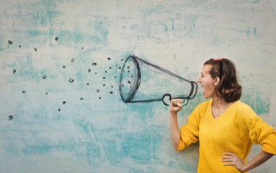 Stop Shouting! Listen. Build Your Brand Listening