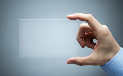 Rethinking Business Cards