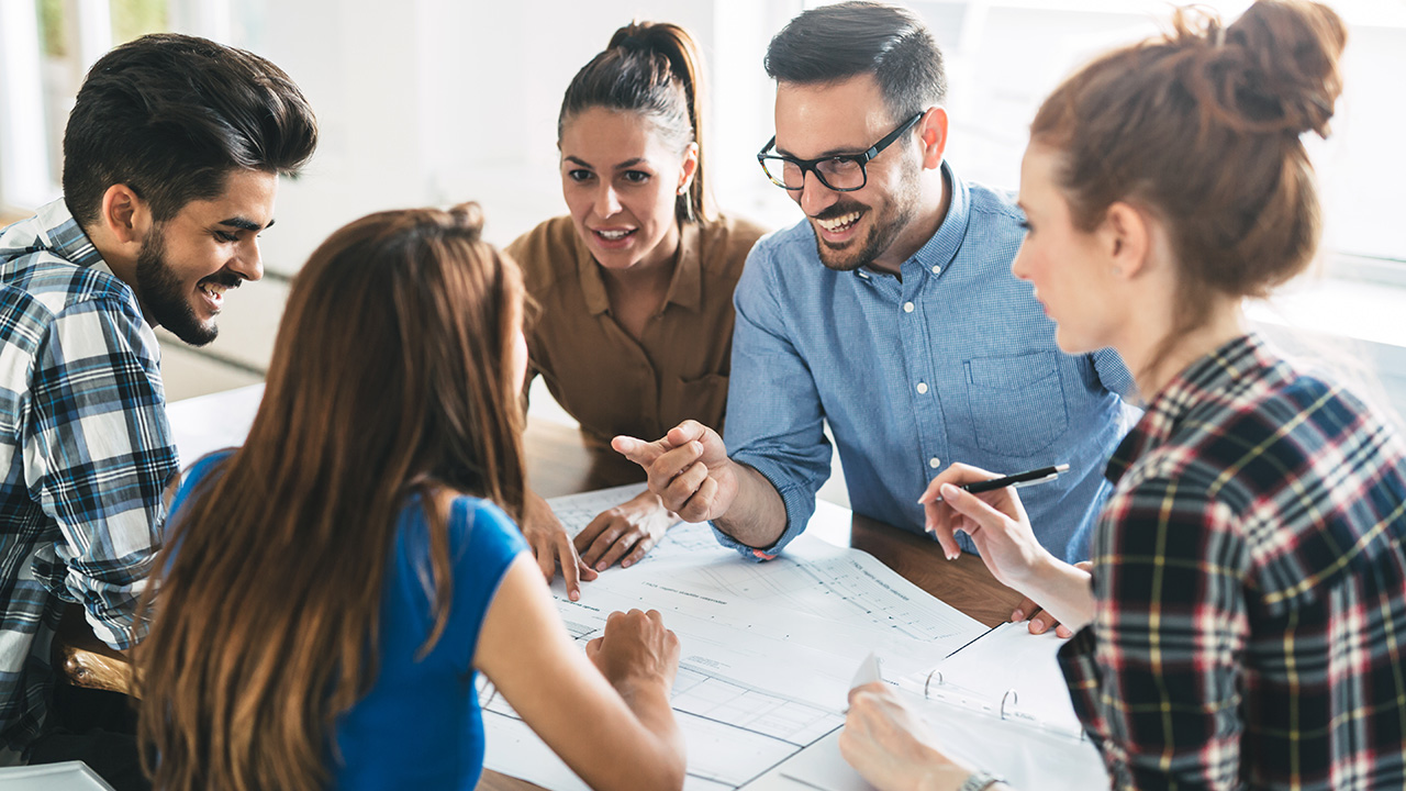 A successful rebrand relies on your team's support
