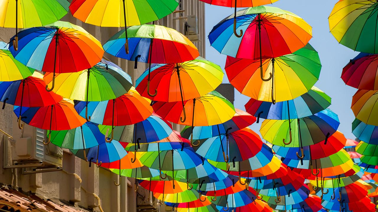 Colors Shape Brand Identities