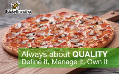 Pizza Nova: Always About Quality