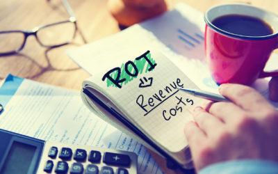 Marketing as a Percentage of Revenue