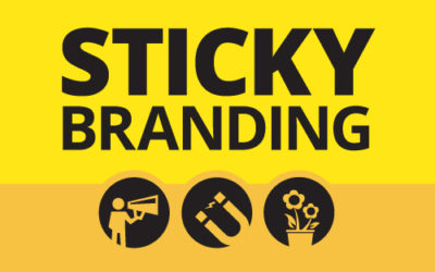Sticky Branding (the book): What it's all about