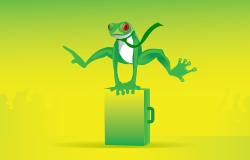LEAPJob Brand Mascot