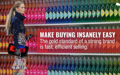Make Buying Insanely Easy