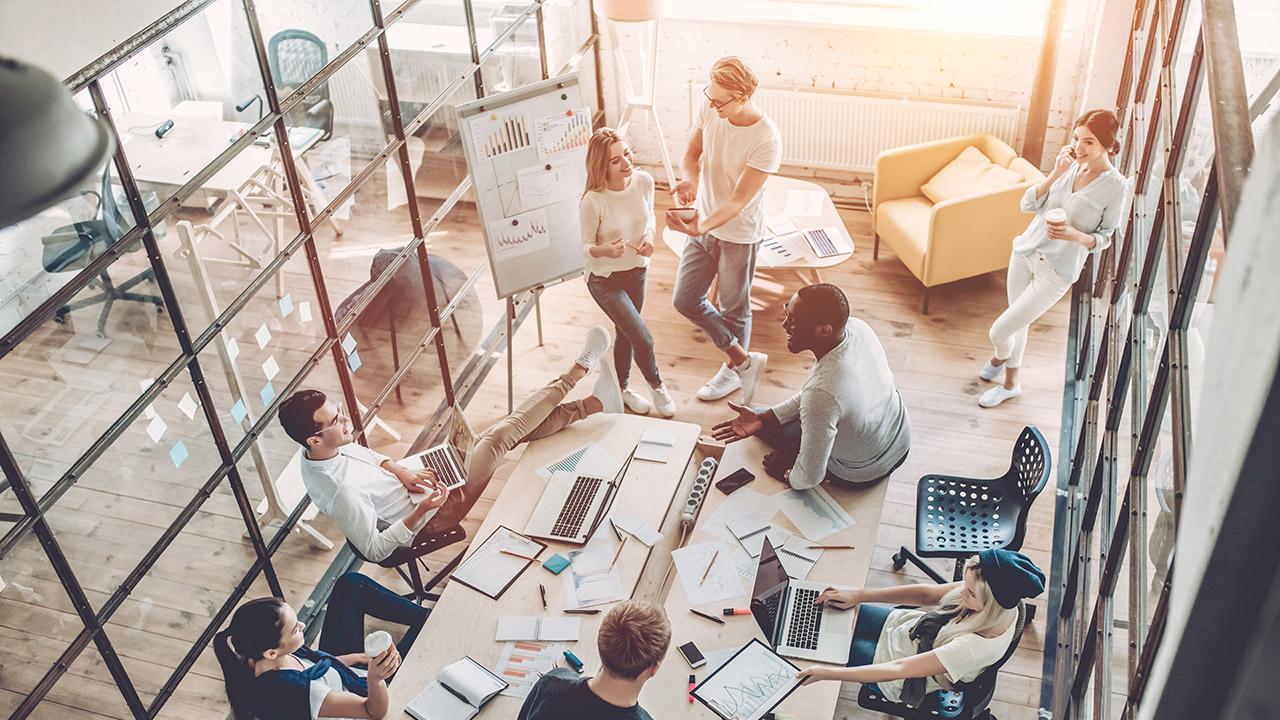 Harness the Creative Genius of Teams