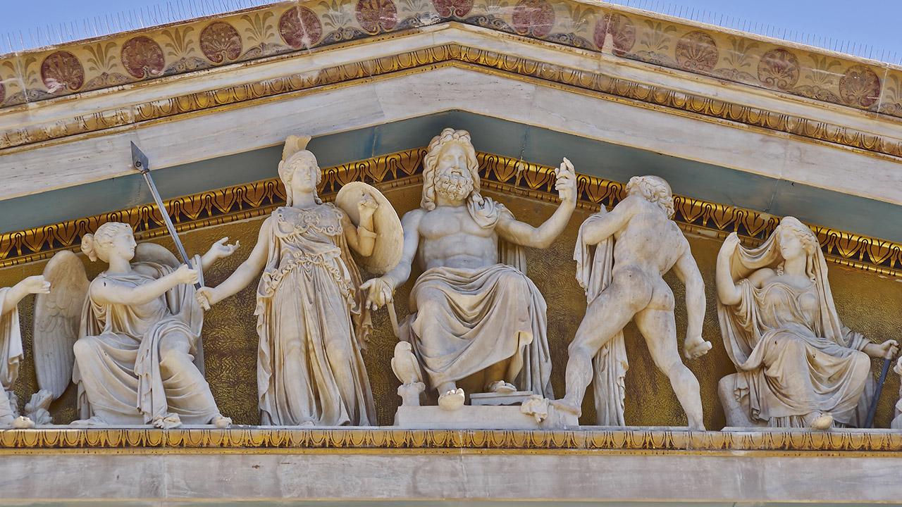 Greek Mythology in Branding
