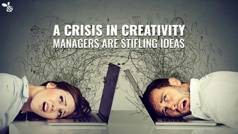 A Crisis in Creativity