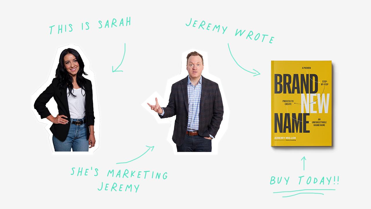 Author-brand