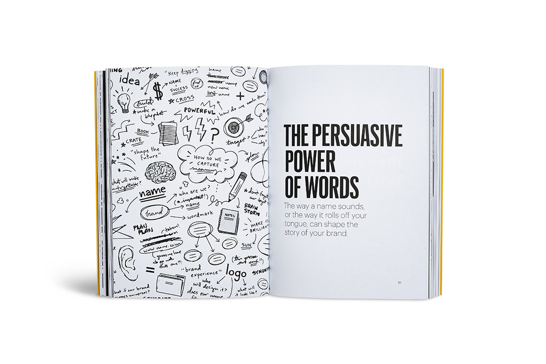 Brand New Name - Persuasive Power fo Words