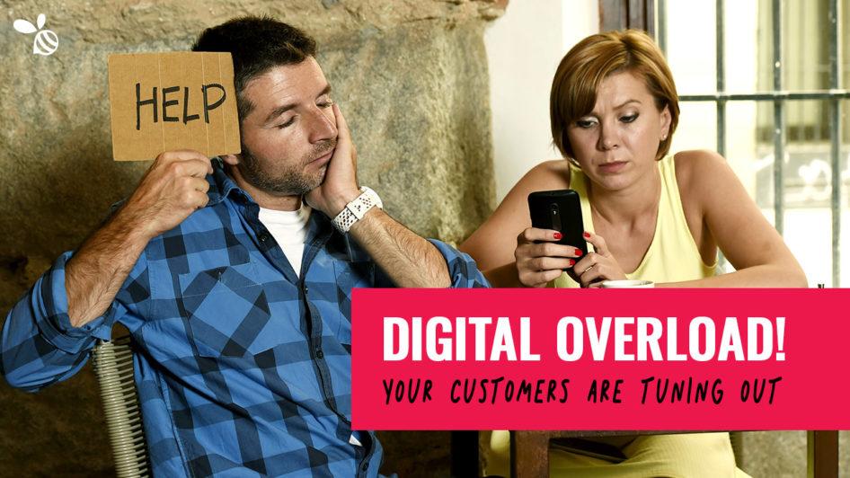 Digital Marketing Overload