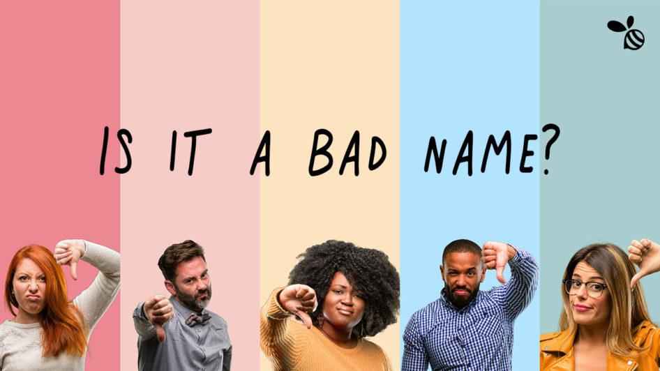 Bad Brand Names