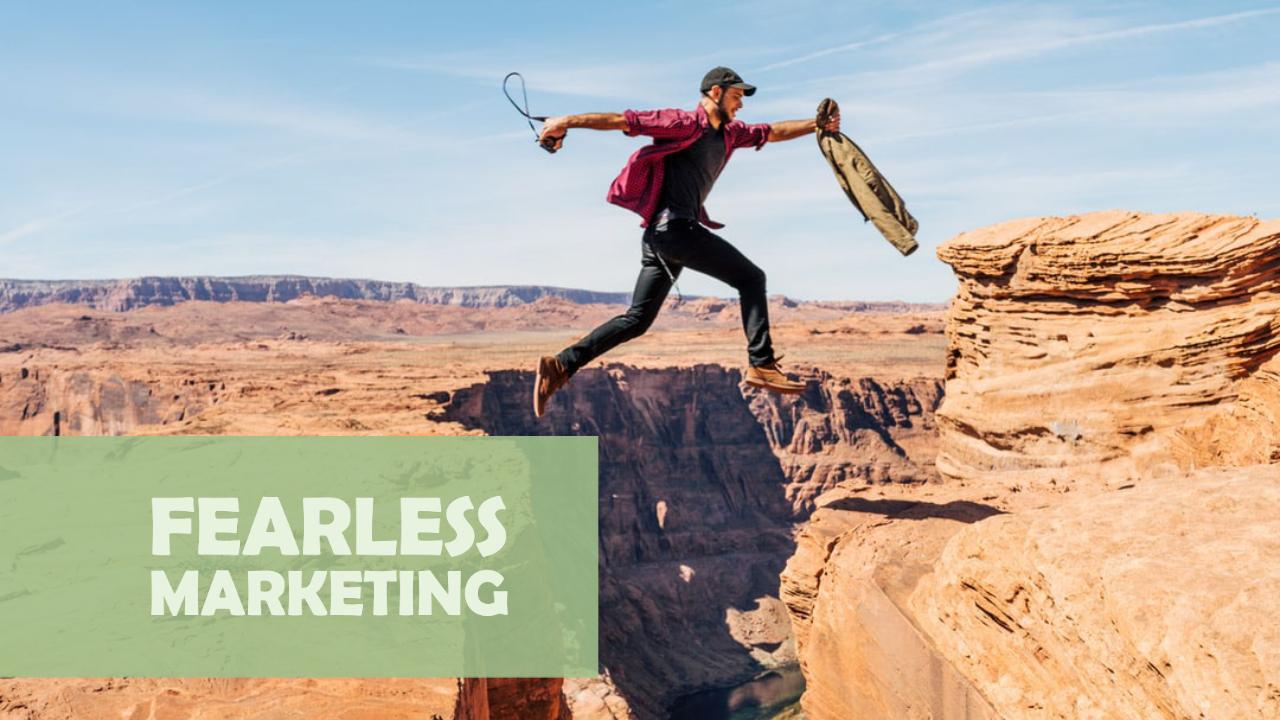 Fearless Marketing