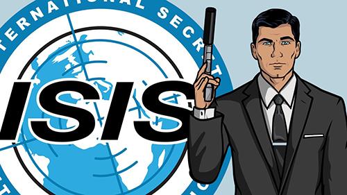 Archer drops ISIS