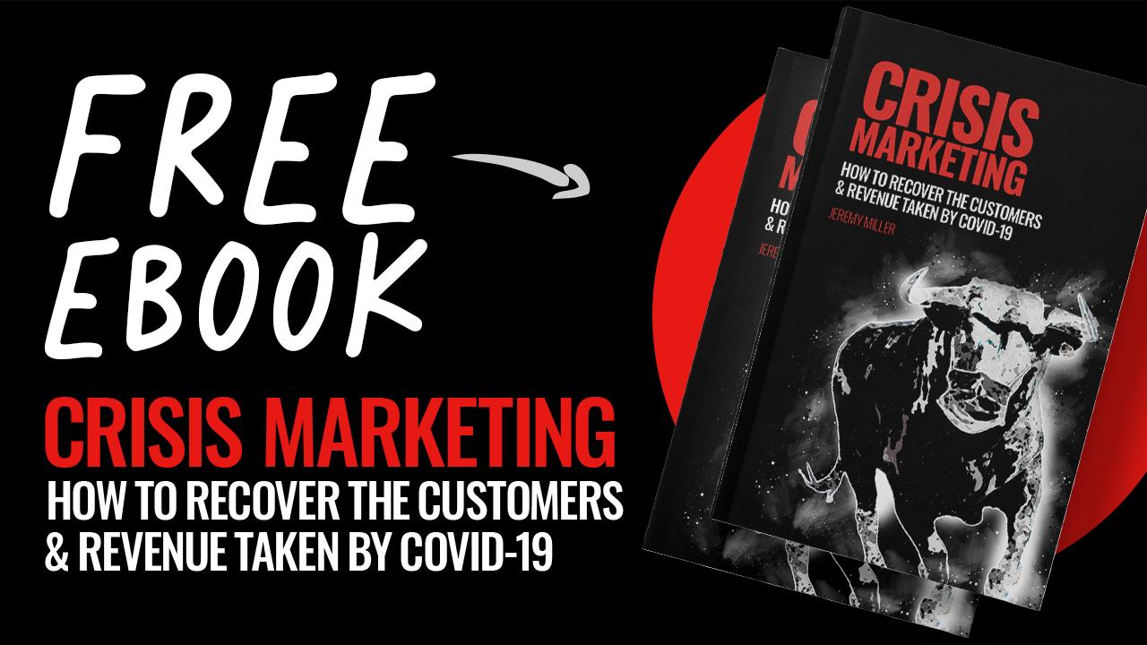Crisis Marketing Ebook