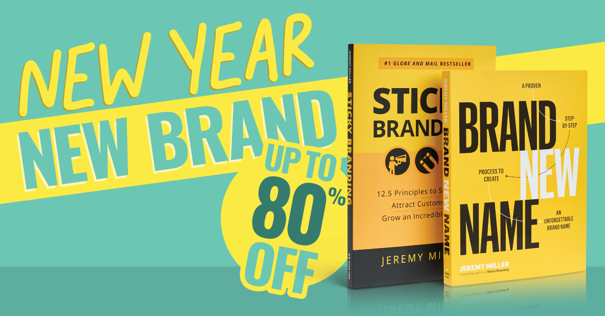 Kickstart the New Year with a New Brand