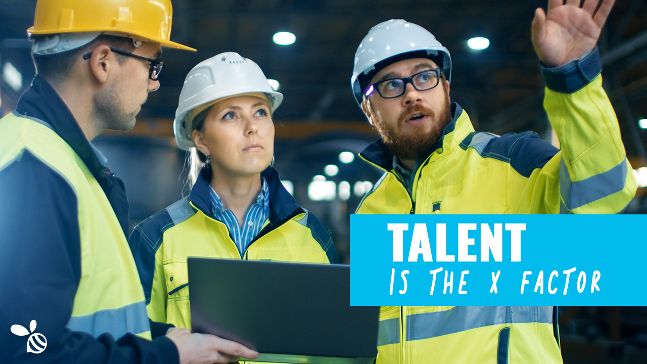 Talent Is the X Factor to Success in the Pandemic