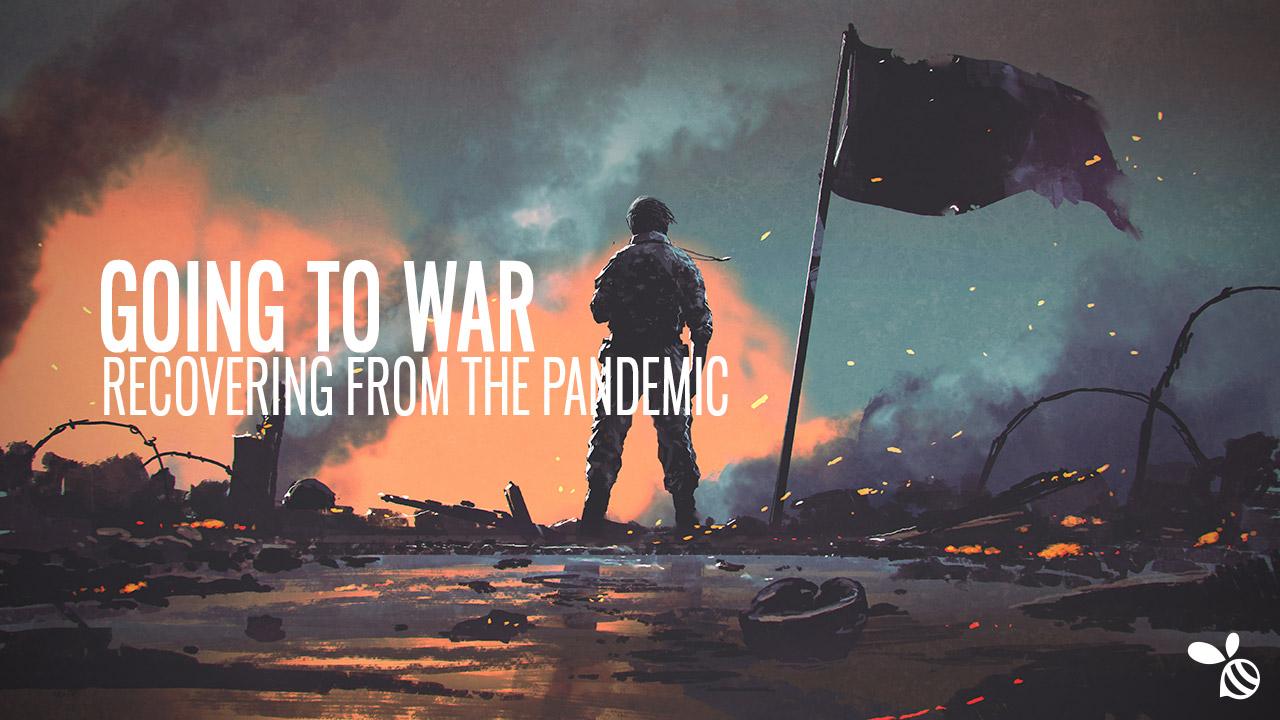 It Felt Like We Were Going to War