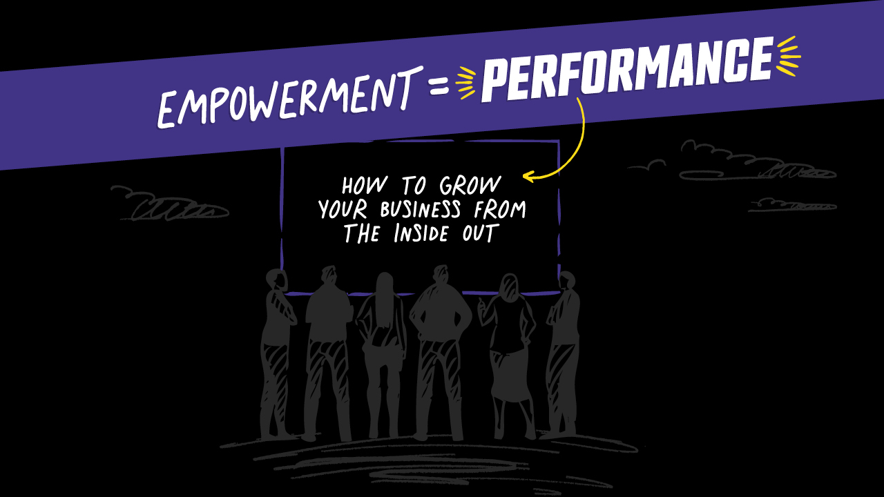 Empowerment Equals Performance