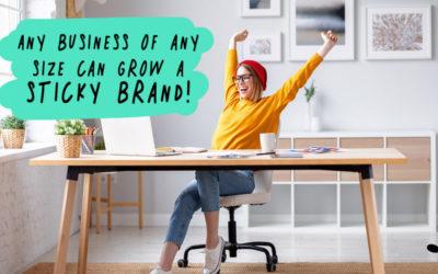 Even Mundane Businesses have Sticky Brands