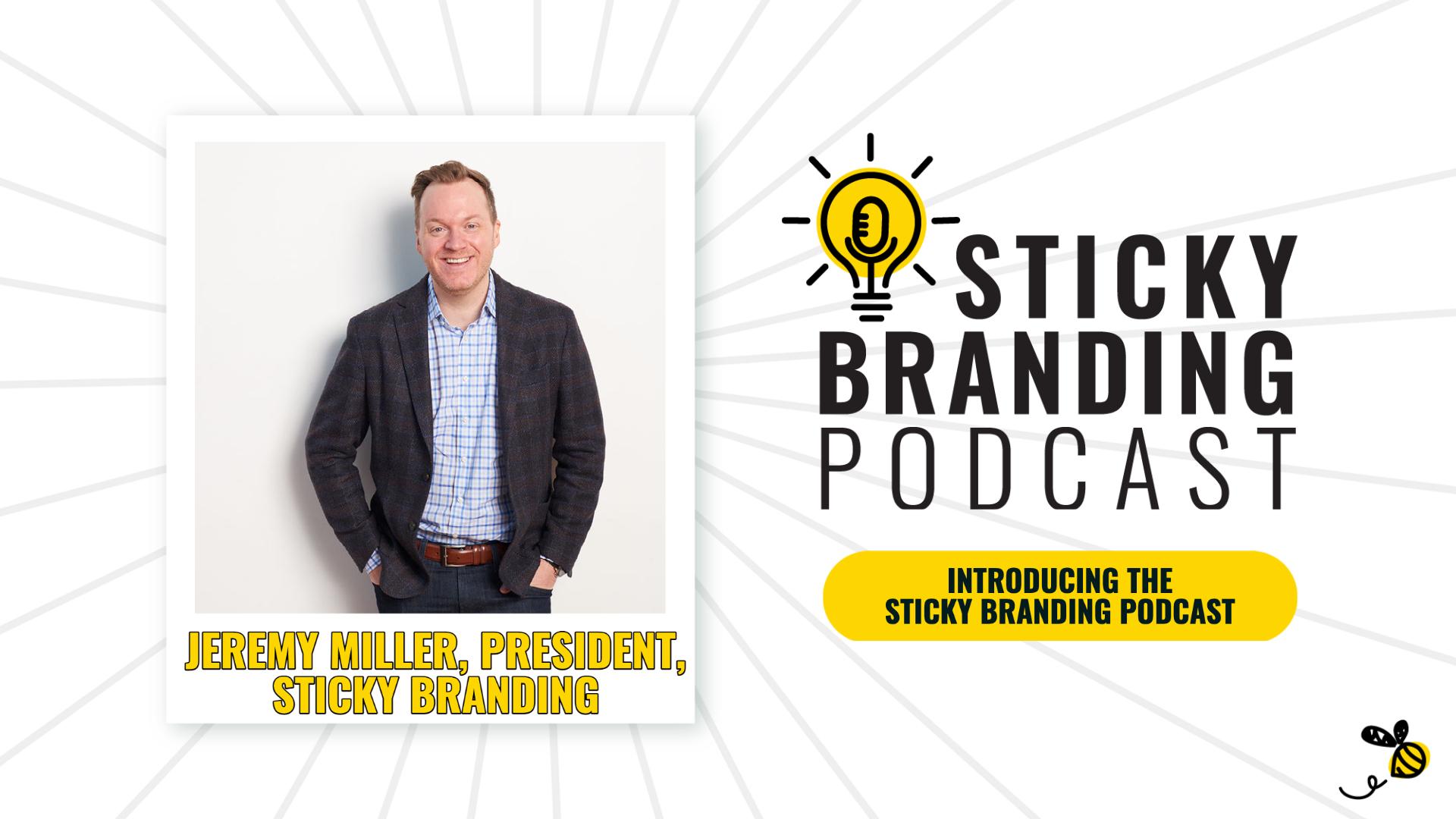 Sticky Branding Podcast