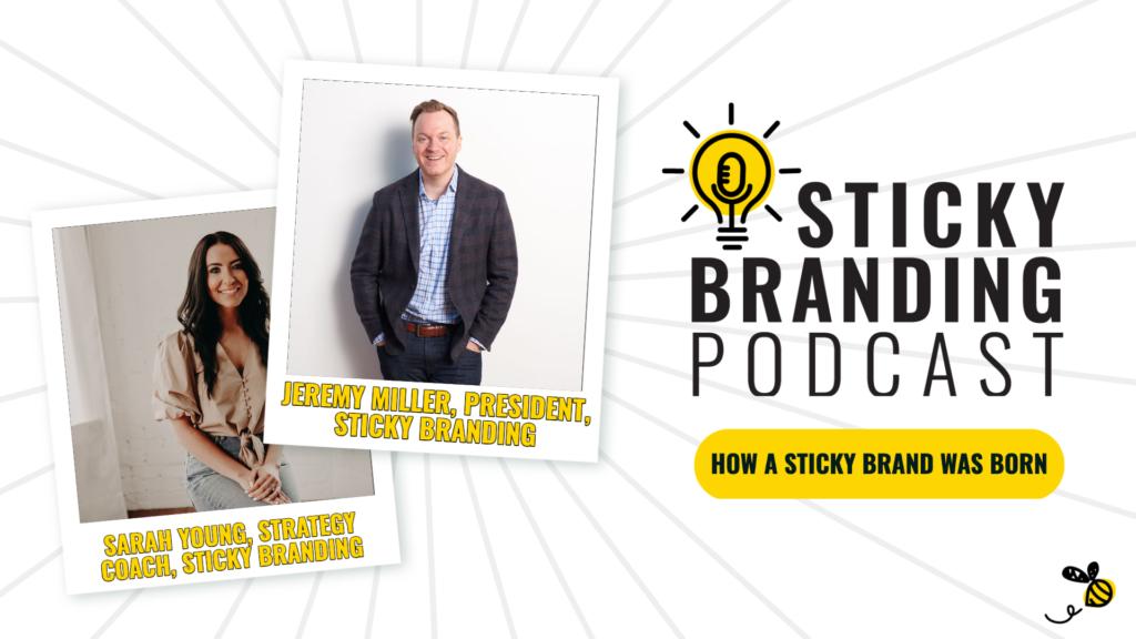 Sticky Branding Story